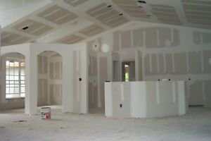 Drywall Contractor with 25 Years Experience