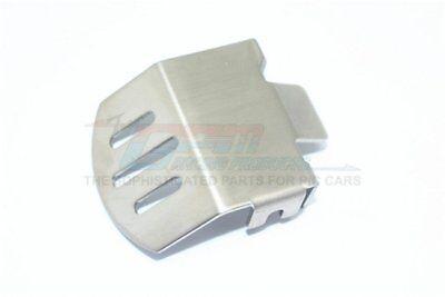 - GPM Racing Traxxas TRX-4 Stainless Steel F Or R Gear Box Skid Plate TRX4333X-OC