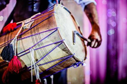 Professional Dhol Player - Canberra