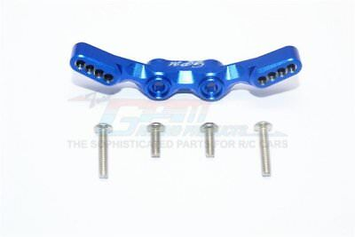 GPM Racing Traxxas 4-Tec 2.0 Blue Aluminum Front Shock Tower GT028-B Blue Aluminum Shock Tower