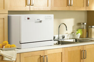 NEW Danby Countertop Dishwashers
