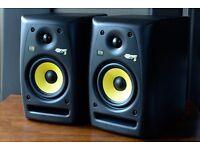 KRK Rokit RP5 G2 Studio Monitors