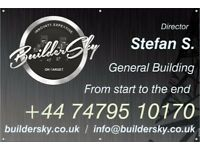 New Build, Extensions, Loft Conversion, Renovation
