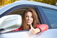 WEEKEND PRIVATE DRIVING LESSONS