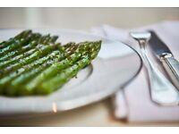 Chef de Partie & Commis Chef - Casa Cruz - Holland Park -7 shift per week