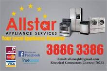 ALLSTAR APPLIANCE SERVICES Brisbane City Brisbane North West Preview