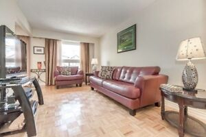 3 BR Condo-Townhouse in Mississauga near Southdown & Bromsgrove