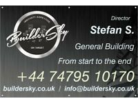 Extensions, Loft Conversion, Basement Conversion, New Build and full Renovation