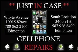 SCREEN REPAIR IPHONE 5 $60, 6 $79, 6+ $99, 6s $119, 7 $149