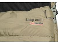 Advanta Sleepcell 5 Sleeping Bag as newm, used once