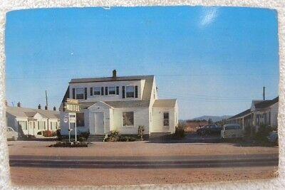 1959 Flathead Motel, Kalispell, Montana MT postcard pc for sale  USA