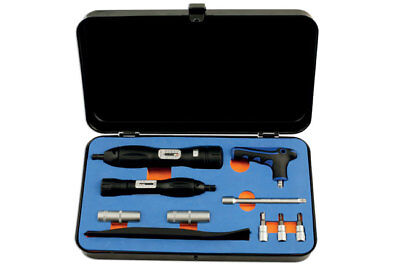 Laser Tools 5724 TPMS Socket / Torque Wrench Set 10 Pce 1/4 Drive 2-10Nm 0.4-2Nm