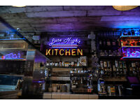 Up the Creek Kitchen Takeover/Pop-up Rental. Greenwich London