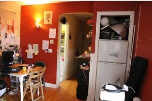 Cozy 2 1/2 for 600$ (lease transfer), July 1st!!! McGill Ghetto