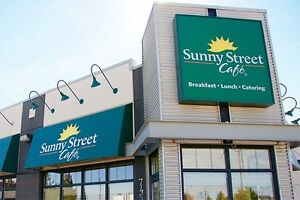 Breakfast/Lunch Franchise--new menu and growth opportunities!!