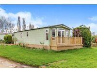 2 Bedroom Mobile Home at Billing Aquadrome (Northampton)