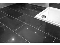 Tiler wall and floor