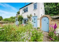Detached cottage three miles from Beccles