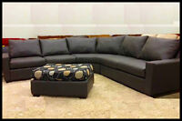Custom made Cuteness! Affordable & NEW Sectional Set!