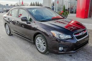 2012 Subaru Impreza 2.0i Touring Package