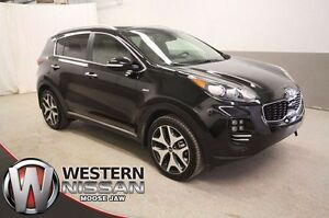 2017 Kia Sportage - Sx Turbo AWD - PST PAID -LOCAL TRADE