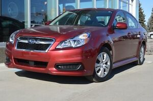 2014 Subaru Legacy Certified   One Owner   AWD   Convenience Pac