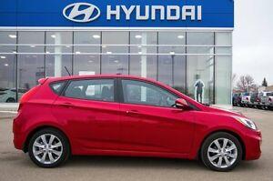 2014 Hyundai Accent GLS 4dr Hatchback Moose Jaw Regina Area image 2