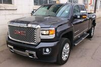 2015 GMC Sierra 2500HD DENALI DURAMAX 4X4 CREW CAB 1 OWNER LOCAL