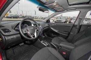 2014 Hyundai Accent GLS 4dr Hatchback Moose Jaw Regina Area image 13