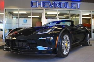 2016 Chevrolet Corvette Z06 3LZ Convertible Z07 Package
