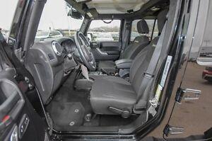 2016 Jeep Wrangler Unlimited Moose Jaw Regina Area image 15