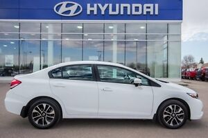 2014 Honda Civic EX Moose Jaw Regina Area image 8