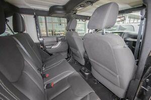 2016 Jeep Wrangler Unlimited Moose Jaw Regina Area image 12