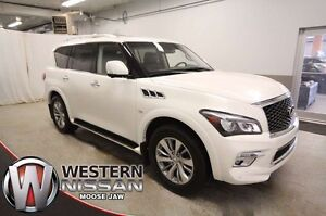 2016 Infiniti QX80 - Luxury Suv - 4x4 - Pst Paid - Local Trade