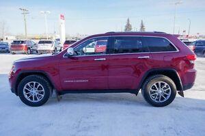 2014 Jeep Grand Cherokee Limited Moose Jaw Regina Area image 4