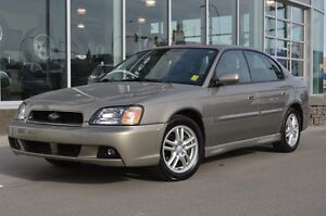 2003 Subaru Legacy GT with Premium Package | Heated Leather Seat