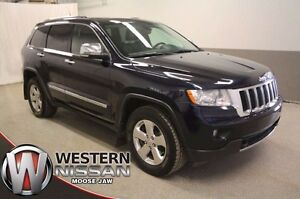 2011 Jeep Grand Cherokee -Limited 4x4 - V8 Hemi - LEATHER