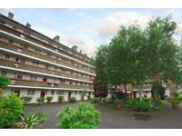 Attractive one-bed flat in private residence near Oval, perfect for 1st time buyer or prof couple