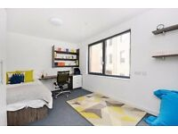 student accommodation studio apartment Sheffield halam city campus all inclusive ensuit and kitchen