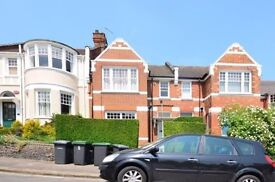 Beautiful large two-bedroom luxury garden flat
