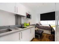 Watson Chambers studio flat for rent in Sheffield city centre