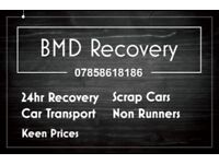 Vehicle Recovery / Transport & Scrap Cars