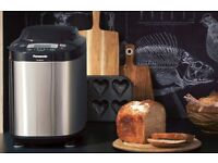 Automatic Bread Maker SD-ZB2512 Panasonic featuring Rustic Sourdough, Artisan and Scone modes