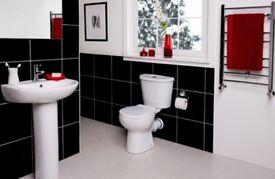 Bathroom Cloakroom Suite - Brand New