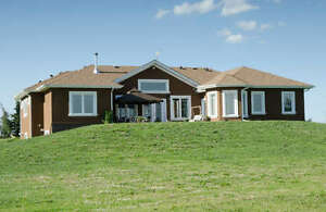 ☛FOR SALE! ☚ Beautiful 4 Bed Bungalow on Acreage in Leduc County Strathcona County Edmonton Area image 7