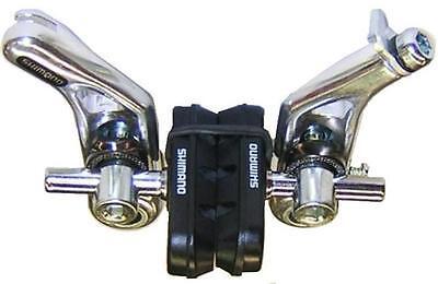 Cantilever Bremse Shimano Acera silber BR-CT91 Canti Fahrrad MTB Trecking
