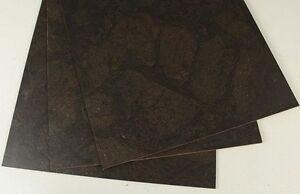 Black Ripple Cork Tiles on Sale! $2.49 S/F