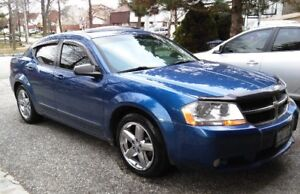 2010 Dodge Avenger R/T top condition