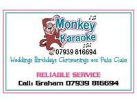 need a karaoke dj