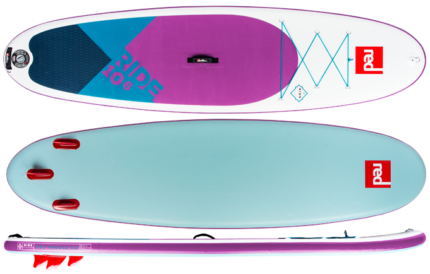 Stand Up Paddle board SUP - Red Paddle Co. Ride 10 6 SE - 2018